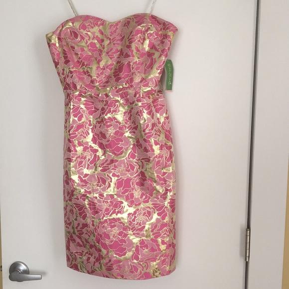 901700f8902 Lilly Pulitzer Raya Dress - sz 4